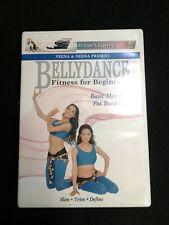 Bellydance Fitness For Beginners - DVD