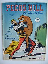 PECOS BILL N. 30, Mondial-Verlag, stato 2