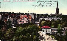 Bad Nauheim, Parkhaus und Dankeskirche, 1910