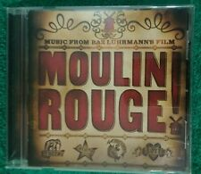 Music From Baz Luhrmann,s Film Moulin Rouge! CD (a16)