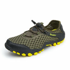 Men Athletic Sport Shoes Outdoor Running Hiking Casual Breathable Mesh Sneakers