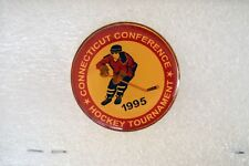 VINTAGE HOCKEY PIN 1995 Connecticut Conference Hockey Tournament
