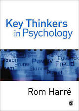 Key Thinkers in Psychology by Harre, Rom Paperback Book The Cheap Fast Free Post