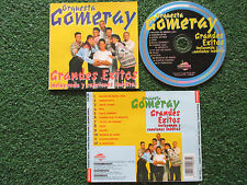 Latin Guaracha Merengue ORQUESTA GOMERAY **Grandes Exitos** ORIGINAL Spain CD