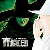 Wicked: A New Musical [Original Broadway Cast Recording] (2006) CD