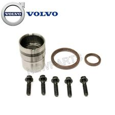 For Volvo S60 V70 XC70 XC90 Transfer Case Angle Gear SplineService Kit GENUINE