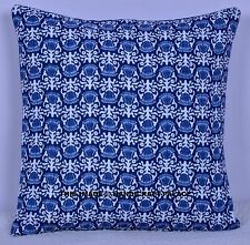 "16""X16"" Cotton Ethnic Pillow Cushion Cover Throw Sofa Decorative Pillow Sham"