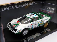 Sun Star Models 1/18 Scale 4566 - Lancia Stratos HF Rally - 1975 Safari Rally