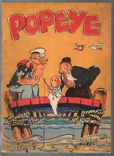 Popeye #944-1936-King Features-pre Feature Book series-color art-FN-