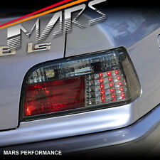 Smoked LED Tail lights for BMW E36 3-Series 2D Coupe 318 318 320 323 325 328