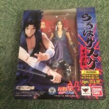 S.H.Figuarts NARUTO Shippuden Uchiha Sasuke Action Figure from japan
