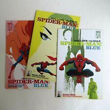 Spider-Man Blue 1 2 3 (2002) 3 of 6 Jeph Loeb Tim Sale Marvel S2