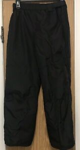 Columbia Youth Pull On Snow Pant Size 10/12