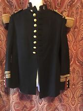 US Spanish American War Officer's Tunic with Epaulettes