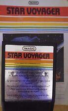 Star Voyager Atari VCS 2600 (módulo, guía)