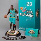 MICHAEL JORDAN 1996 ALL-STAR Enterbay Real Masterpiece NBA 1:6 Figure LE #/3000