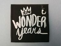 The Wonder Years Sew or Iron On Patch