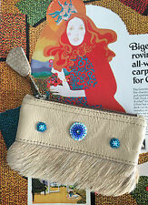 Fur Vintage Wallets & Purses