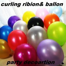 50m curlign baloons balllons ribbion ribion for birthday string tie wrap ballon