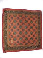 Écharpes et châles foulards à motif Géométrique pour femme, en 100% soie