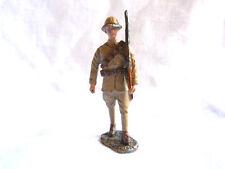 Fantassin G-B 1918  - Soldat de plomb 1e Guerre Mondiale 1914-1918 Hachette