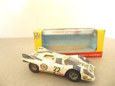 Solido Toys Porsche 917K Le Mans Sports Racing Car - Sports Model Racing Car
