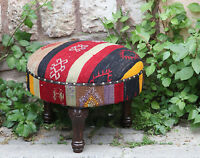 Round FootStools,Ottoman Pouf,Kilim Furnitures,Rococo furniture,Decorative arts,
