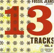 Fossil Jeans Presents 13 Tracks Vol. 4 (CD)
