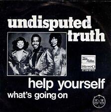7inch UNDISPUTED TRUTH help yourself DUTCH +PS TAMLA MOTOWN 1974
