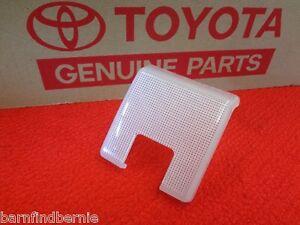 ❤️ Genuine Toyota Interior Mirror Base Dome Light Lens 4Runner Pickup 84-88