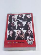 SNSD Girls Generation Photo Sticker Set Book ( 48 Pcs ) KPOP Korean Pop Stickers