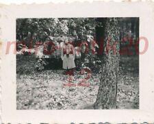 Foto, 5.Batt.Art.Rgt.55, Geländeübung Harz, get.PKW, Gasalarm, 1939; 5026-126