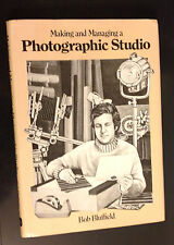 Making and Managing a Photographic Studio - Bob Bluffield