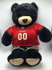 Build A Bear Black Bear Tampa Bay Buccaneers Clothes