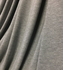 Bamboo Spandex Jersey Knit Fabric Ecofriendly  Leggins WT 11.5 oz Heather Gray