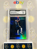 2017 Essentials DeMarcus Cousins IS-8 Indispensable Stars - 10 GEM MT GMA Graded