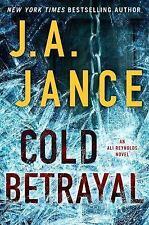 Cold Betrayal: An Ali Reynolds Novel (Ali Reynolds Series), Jance, J.A., Good Bo