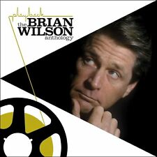 BRIAN WILSON PLAYBACK THE BRIAN WILSON ANTHOLOGY  MUSIC CD