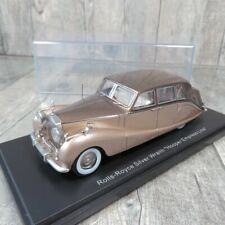 Best of Show - BOS - 1:43 - Rolls Royce Silver Wraith - OVP - #Q36765