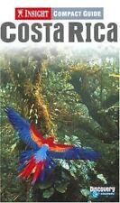 Insight Compact Guide: Costa Rica by Ortrun Egelkraut