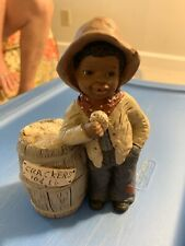 """Miss Martha Holcombe, """"Moses"""" All God's Children Collectible Figurine #1506"""
