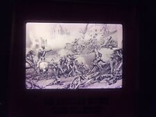 COMM Slide Photo War Battle charge storm Montgomery Zachary Taylor army soldier