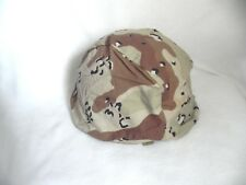 Helmet Cover Desert PASGT Ground Troops Parachutists G.I. US Military M/L