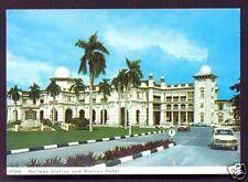 Ipoh Railway Station Hotel Perak Malaya Malaysia 70s
