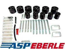 Body Lift Kit +2''=50mm Karosserie Buchsen Schaltgetriebe Jeep Wrangler YJ 87-95