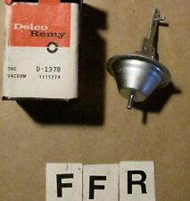 OE 1969 Pontiac Vacuum Control Distributor ~ GM Part # 1115374 ~ D-1378
