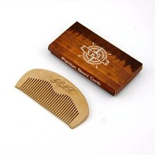 Wooden comb Anti Static Wooden Hair comb wooden Beard Comb wood comb
