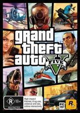 Grand Theft Auto V GTA V Brand NEW PC *ROCKSTAR Digital DOWNLOAD CODE*