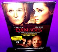 Damages: The Complete Second Season (DVD, 2010, 3-Disc Set) Brand NEW B539