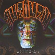 Zim Zam Zim by The Crazy World of Arthur Brown (Vinyl, Oct-2014, Bronzerat...